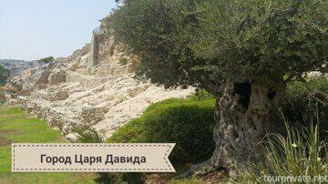 Город царя Давида.